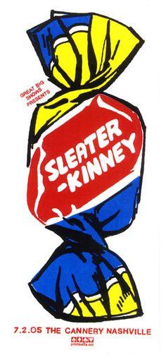 Sleater-Kinney #11