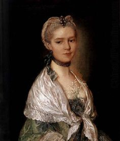 Portrait of a Young Woman by Thomas Gainsborough