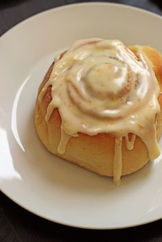 These Orange Cinnamon Rolls are so delicious for breakfast or brunch. The orange zest and vanilla extract give the rolls a Creamsicle-type boost.