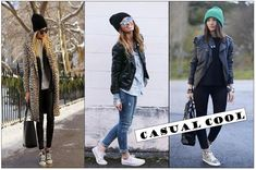 casualed Winter Hipster Outfits For Women