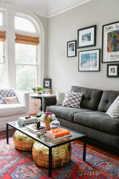 Tips For Decorating With Round Furniture & Accessories