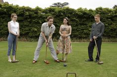 lady frances frankie derwent from miss marple why didn't they ask evans croquet game