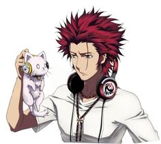K-project on Pinterest   K Project Anime, Anime and Anna