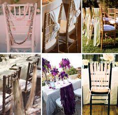 Decorative Chair Treatments