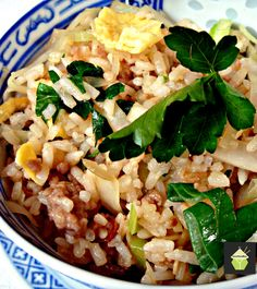 Cabbage & Ground Beef Fried Rice! Quick, Easy, Budget friendly and DELICIOUS! #friedrice #Cantonese #easyrecipe
