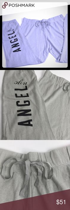 Victoria's Secret GYM Pants NY Angels V I C T O R I A 'S 🎀 S E C R E T   ❈ Condition: New With Tags  ❈ Reasonable Offers Always Welcome   ❈ Bundles are always encouraged to save on shipping.  ❈ Shipping Monday ➡️ Friday - Fast Same/Next Day  ❈ Everything I sell comes from my clean, smoke-free & pet-free home.   ❈ All items are 100% authentic! I stand behind everything I sell.  ❈ Questions? Comment below, I will be more than happy to assist you.  💋Bella Victoria's Secret Pants