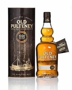 Old Pulteney 1990 Vintage. http://thewhiskyphiles.wordpress.com/2013/12/06/old-pulteney-1990-vintage/