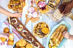 Throw the ultimate kids party with ease & impress by using delicious, convenient & easy to prepare Deeghuys products. Home Baking, Make It Simple, Parties, Cheese, Eat, Kids, Food, Products, Fiestas