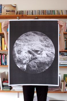 Planet Poster 1 by Debbie Carlos on Little Paper Planes