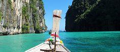 A Tailândia é um sonho feito realidade… seja pelo fascínio da cultura tailandesa, a hospitalidade das suas gentes, a sua magnífica gastronomia, ou pelo fascínio das suas exóticas e paradisíacas praias, que convidam ao romance e às atividades náuticas.