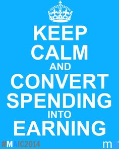 #KeepCalm...and convert spending into earning at the 2014 Market America International Convention! #MAIC2014 http://www.au.shop.com/Catsbounty