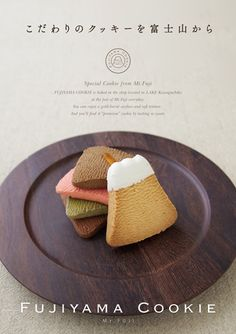 FUJIYAMA COOKIE / poster / FROM GRAPHIC