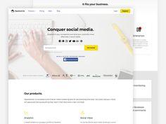 NapoleonCat – website by Karol Krakowiak