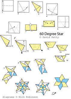 60 degree star - David Petty