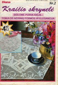 kraicio skrynele Nr2 - Ilona S - Picasa Web Albums #crochetmagazine
