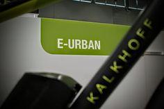 Kalkhoff E-Bikes 2017 Durban G9