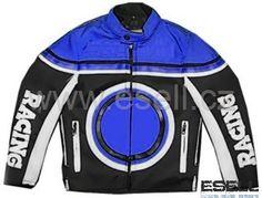 Dětská bunda PRO Racing modrá