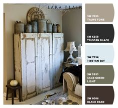 Like the taupe tone color - Paint colors from Chip It! by Sherwin-Williams