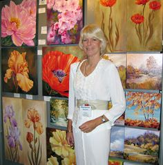 Art by Marianne Broome artist
