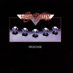 Aerosmith - Rocks - maybe their finest moment. Perfect from start to finish.  I love the lesser known songs like Combination, but really everything here is awesome.