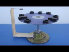 Free Energy Self Running Machine at Home Physics Projects, Homemade Generator, At Home Science Experiments, Running Machines, Magnetic Motor, Electronic Circuit Projects, Perpetual Motion, Energy Quotes, Metal Art Projects
