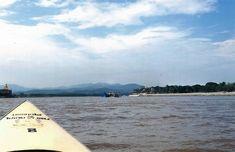 Le jour où j'ai traversé le Mekong