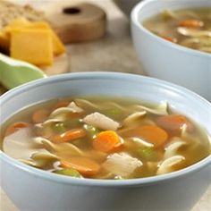 Here is a great idea for that leftover turkey! Combine it with a few simple ingredients to make a sensational soup that's incredibly good. It's a breeze to prepare, but one taste guarantees that this will become a soup time favorite recipe.