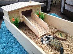 An ideal table for juvenile/adult Hermanns/Horsefield tortoises.Free height adjustable lamp arm when bought with a lamp holder.The table comes ready built. Tortoise House, Tortoise Habitat, Tortoise Table, Horsefield Tortoise, Hermann Tortoise, Turtle Cage, Pet Turtle, Outdoor Tortoise Enclosure, Turtle Enclosure