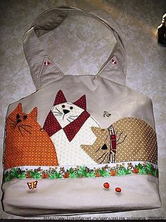 Cats on the bags or bags with cats. Discussion on LiveInternet - Russian Service Online diary