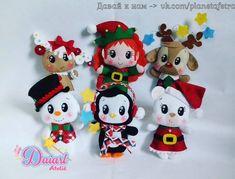 Merry Little Christmas, Christmas 2019, Christmas Themes, Christmas Holidays, Christmas Decorations, Xmas, Holiday Decor, Felt Christmas Ornaments, Christmas Crafts