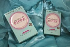Dunia BlogKu: Review : Maybelline Clear Smooth All In One Powder...
