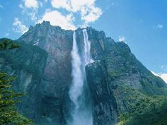 10 The Most Powerful Waterfalls of the World Ip Map