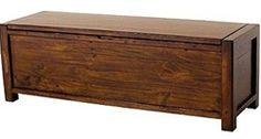 Chelsea Reclaimed Blanket Box