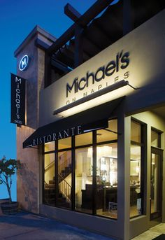 Michael's on Naples, best dining in Long Beach