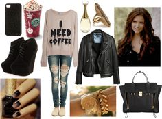 """""""coffee"""" by maisierh on Polyvore"""