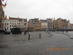 Markt, Bruges Belgium