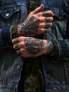 45 Stylish Hand Tattoo Designs For Men and Women
