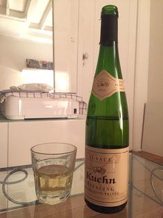 Vin d'alsace Kuehn, Ammerschwihr, Ht-rhin france Riesling