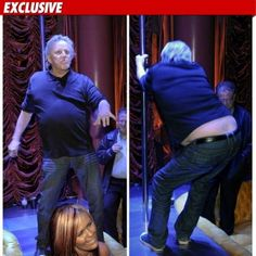 Not Another Al Bruno III Website | I have seen the future of horror and apparently it is Gary Busey working a stripper pole. (Why God why?)