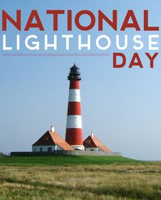 Summer Vacation Mode is in full swing and its National Lighthouse Day! Visit your nearest #lighthouse and share your pics with us!