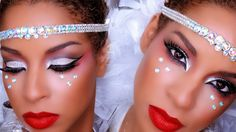 Beauty By Lee: Artistic Carnival Makeup