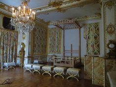 Maria antonina i jej czasy on pinterest versailles for Chambre louis xvi versailles
