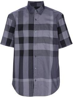 Men s plaid shirt by by Burberry Brit Latest Mens Fashion, Burberry Brit,  Tartan, d4070c44e53