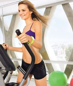 30-Minute Cardio Machine Medley - totally going to try this one in the morning.  whoot, whoot!