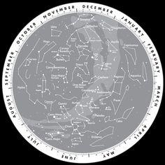 night_sky_all_sky_chart, , - leo constellation tattoo Libra And Sagittarius, Astrology Chart, Astrology Zodiac, Horoscope, Constellations, Aries Constellation Tattoo, Hercules Constellation, Astrological Symbols, Theater