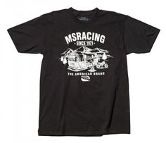 2015 MSR Airstream Casual Wear Tops Apparel Tee Short Sleeve T-Shirts