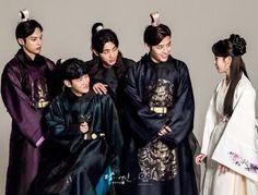 Behind the Scene Photoshoot (Scarlet Heart Ryeo) Upcoming SBS Sageuk (August 29…