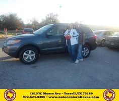 My experience here has been great! They are fast and friendly. David was friendly and very helpful in findng a vehicle. Samantha was helpful when we called with questions. I would recommend Auto Center of Texas to others! - christi pinson, Saturday, November 29, 2014 http://www.autocentertexas.com/?utm_source=Flickr&utm_medium=DMaxxPhoto&utm_campaign=DeliveryMaxx
