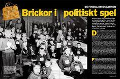 finska krigsbarnen | Forskarföreningen Släkt och Bygd i Bollnäs. » Historik 2015