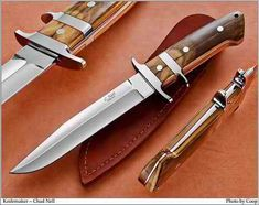 Sub Hilt Mammoth from Nell Knives
